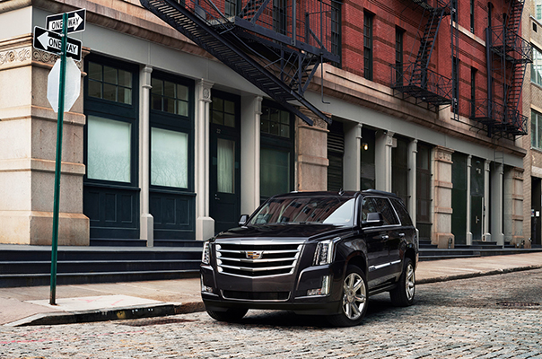 Electric trim of Cadillacs upcoming Escalade to have 400-mile range