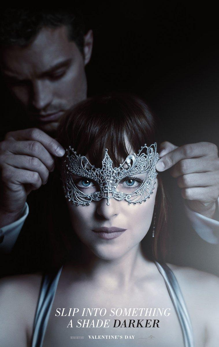 'Fifty Shades Darker' tops social media buzz week ending Jan. 15