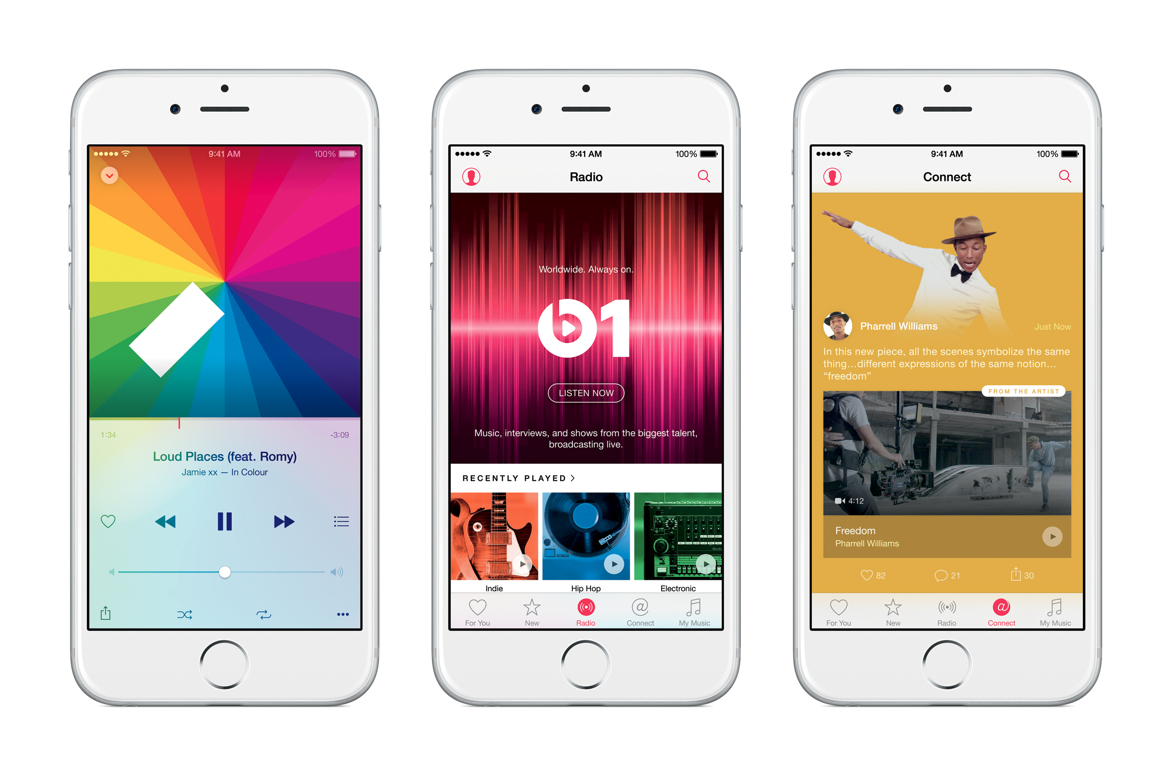 Apple Music for Android now plays music videos