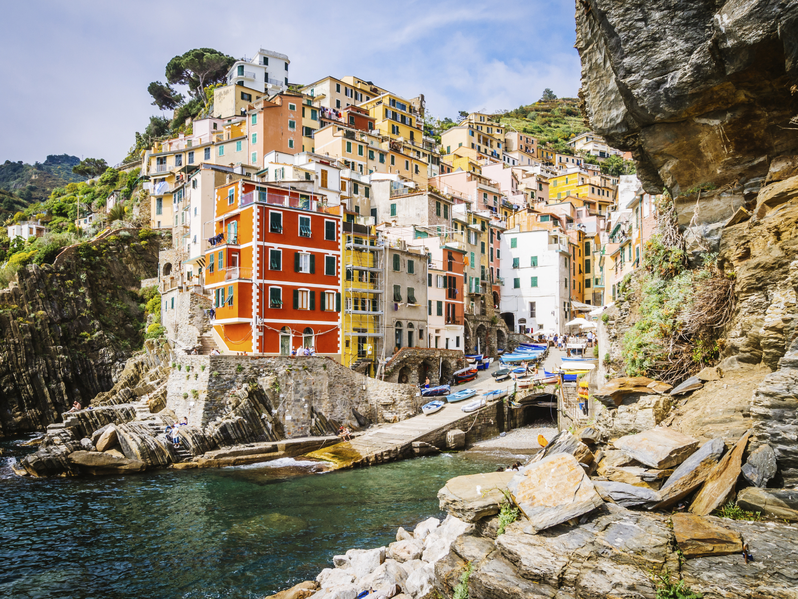 The Cinque Terre tops the list of the worlds most Instagrammed villages