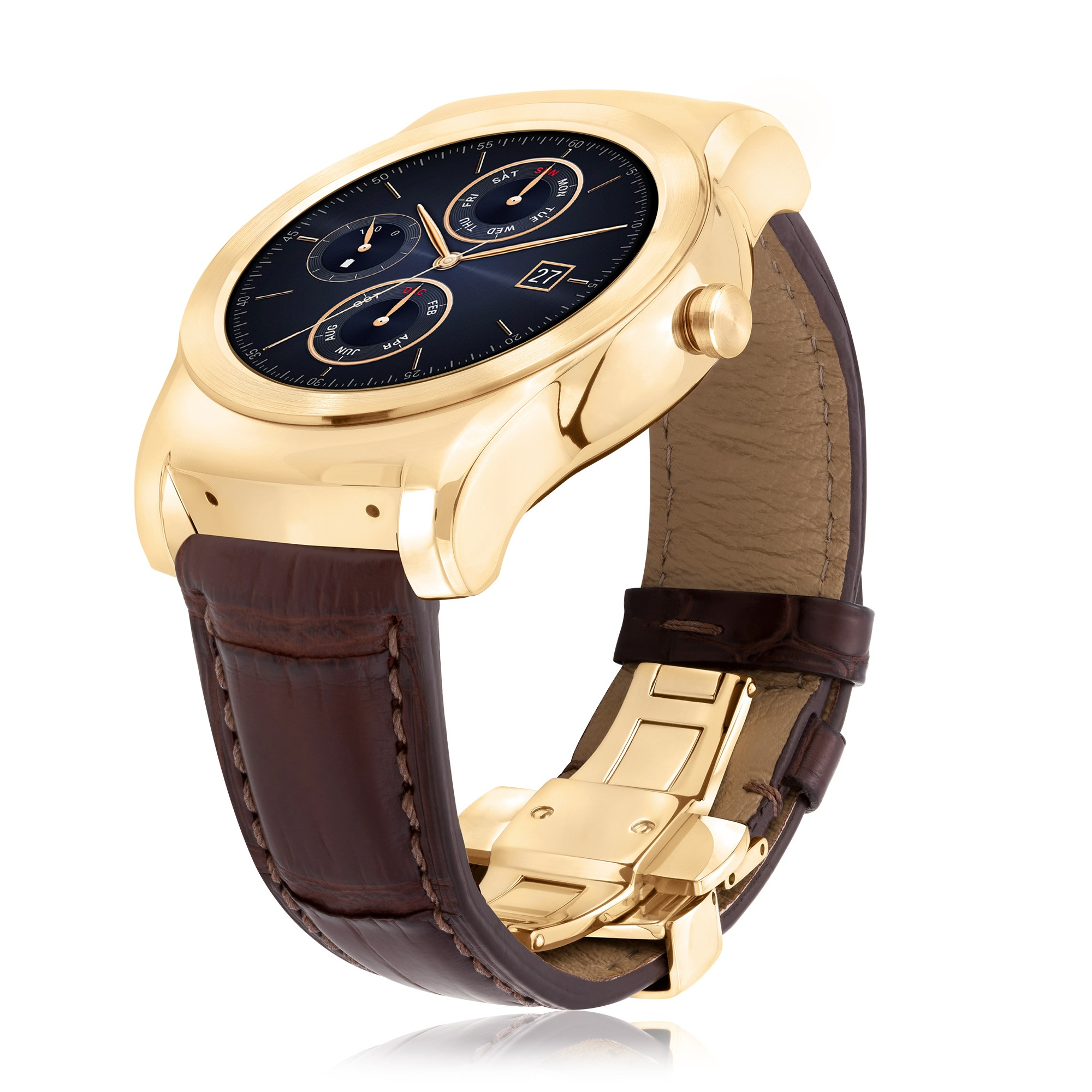 LG promotes new Watch Urbane Luxe
