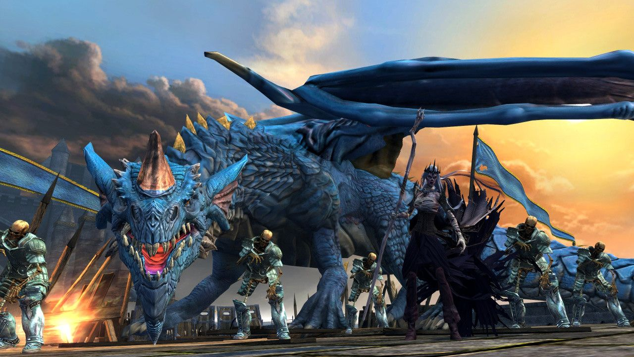 'Neverwinter' MMO dated for Xbox One