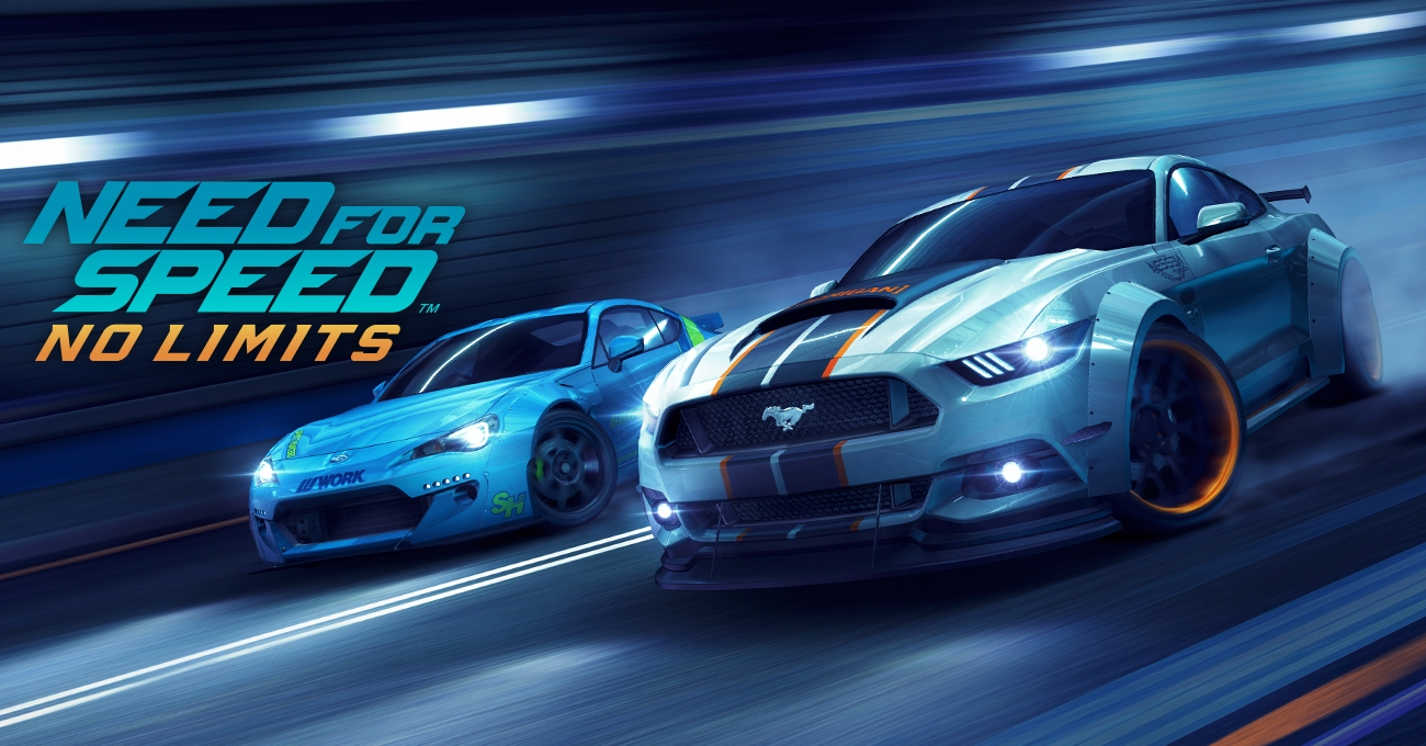 'Need for Speed No Limits' motors on to mobile