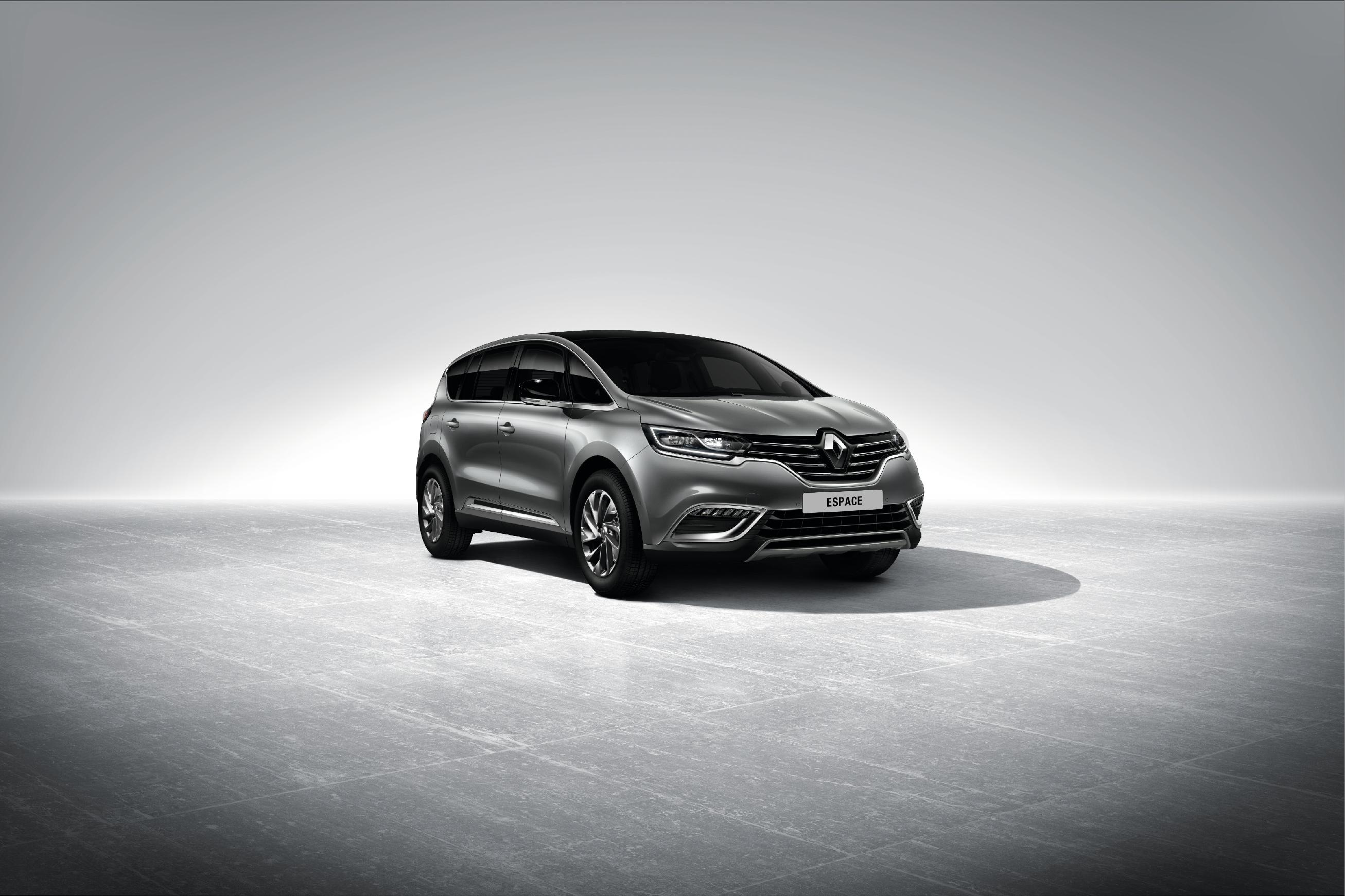 The next-generation Renault Espace is due for launch in 2015.