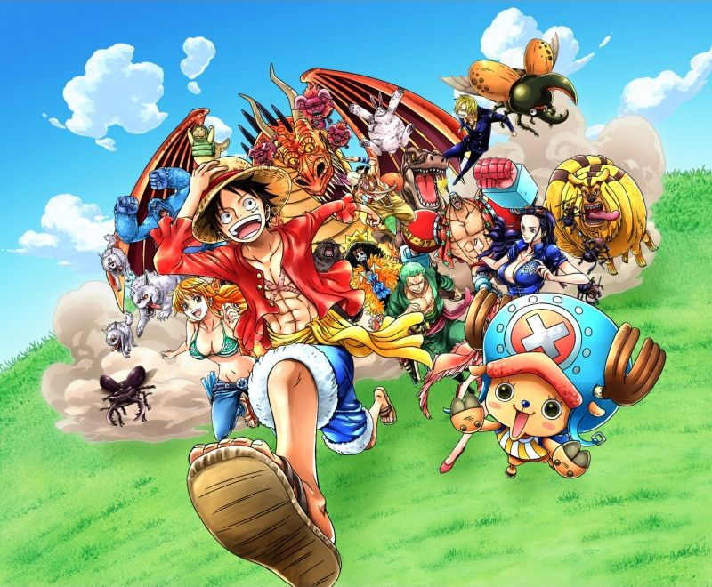 Upcoming video games: 'One Piece,' 'Wii Sports Club'