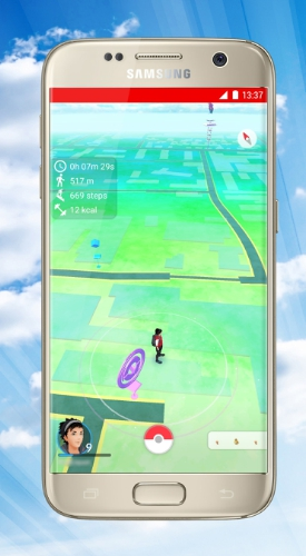 New PokeFit app tracks fitness during Pokemon Go play