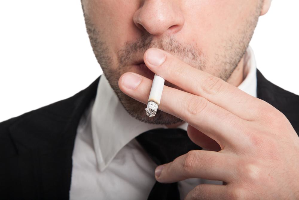 E cigarette in stores