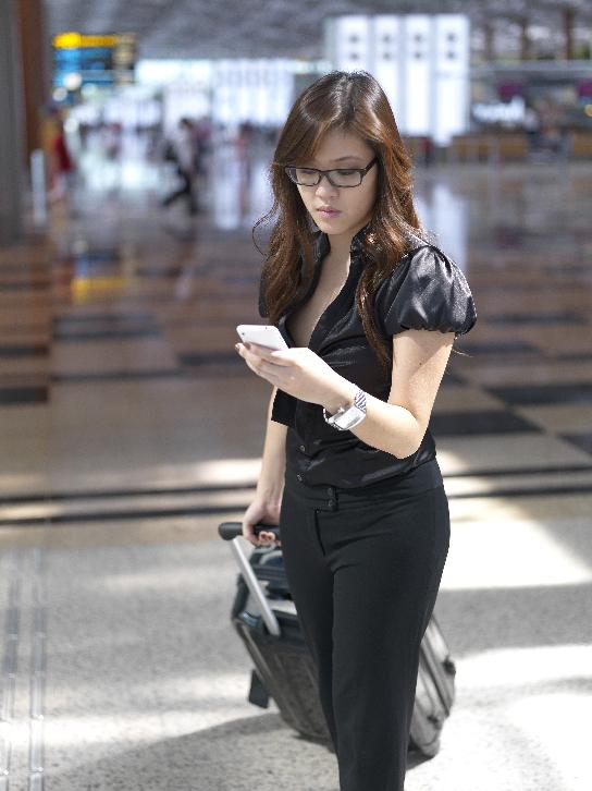 World's busiest airport also the best for checking email and Facebook: report