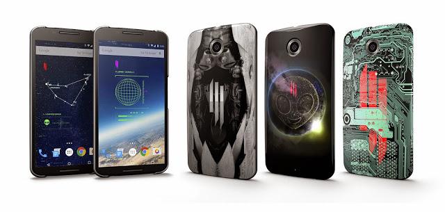 Skrillex designs intergalactic phone cases for Android
