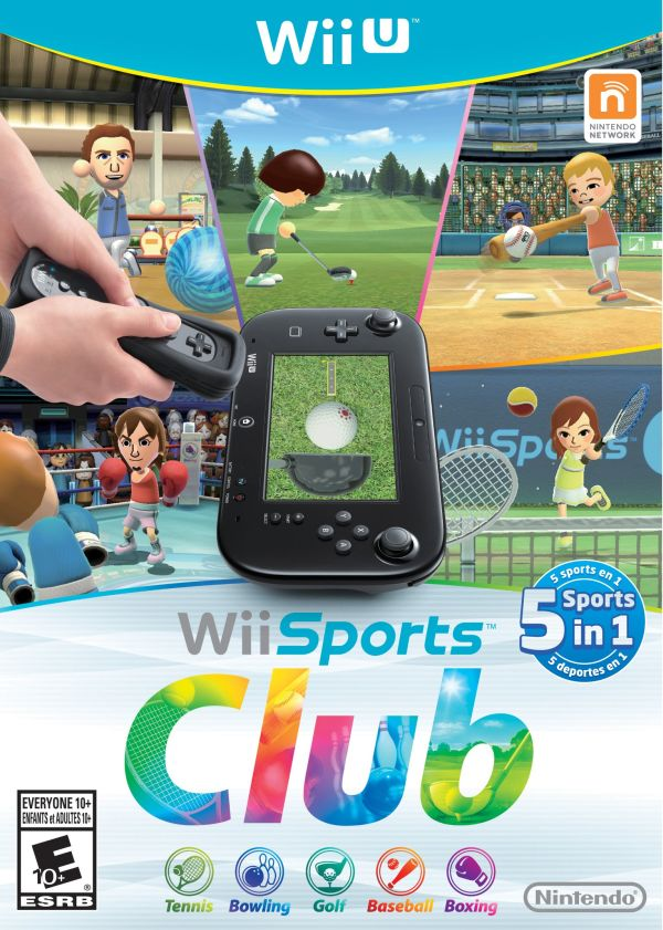 Upcoming video games: 'Wii Sports Club,' 'Freedom Planet'