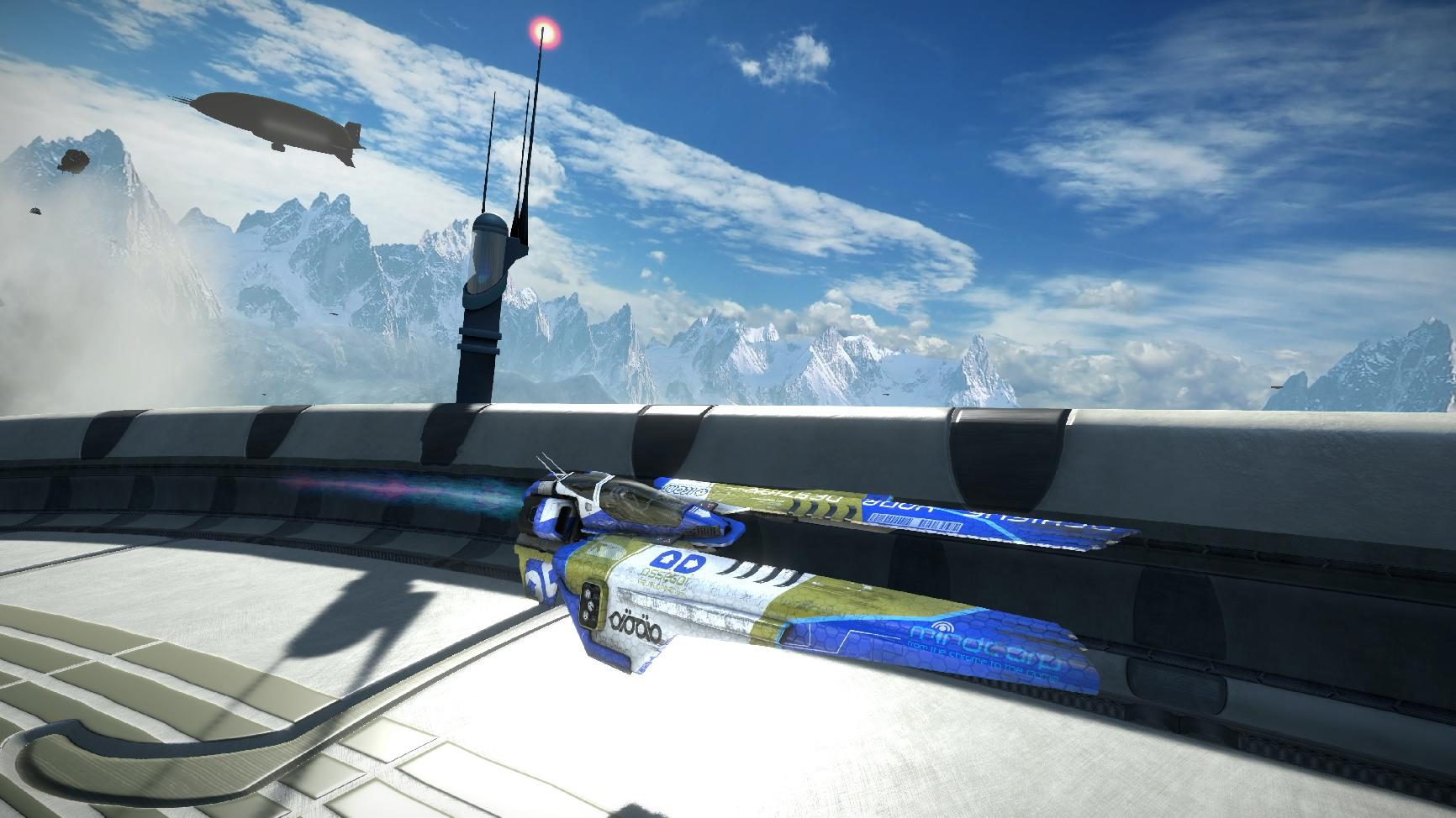 PlayStation Experience 2016 trailers: remasters and retro-inspired games - 'WipEout,' 'Crash Bandicoot,' 'Strafe'