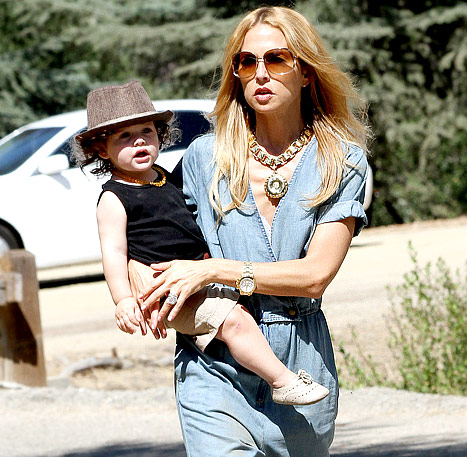 "Rachel Zoe: Son Skyler ""Gets Cuter Every Second!"""