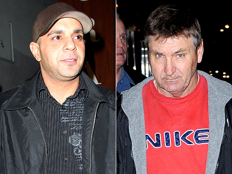 Sam Lutfi Claims Britney Spears&#39; Father Jamie Punched, Threatened to Kill Him