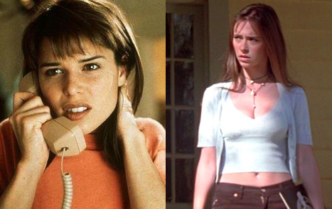 Neve Campbell, Jennifer Love Hewitt Among Top-Rated Halloween Movie Scream Queens