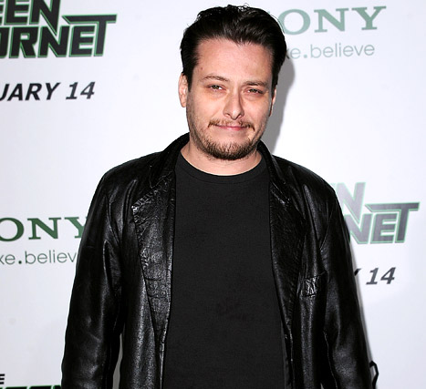 Edward Furlong Arrested for Alleged Domestic Violence