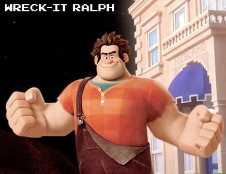 Wreck-It Ralph Tops Weekend Box Office With $49.1 Million