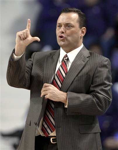 Billy Gillispie spent just one season at Texas Tech. (AP)