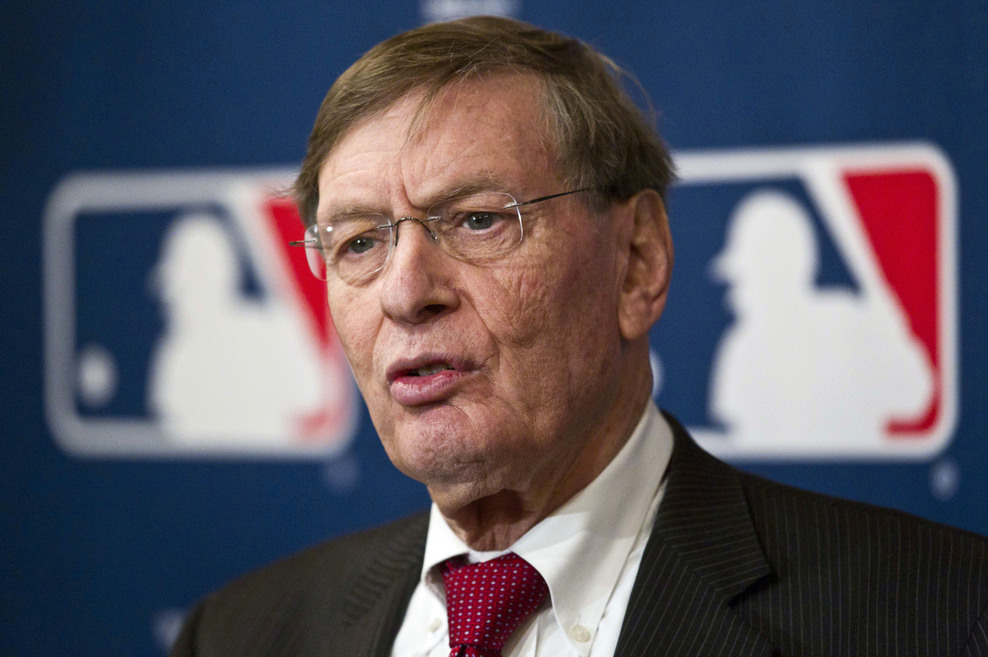 Bud Selig has spared no expense in going hard at players involved with the Biogenesis clinic. (AP)