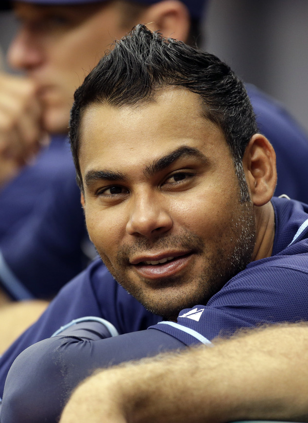 Carlos Pena was one of the Astros' offseason signings. (AP)