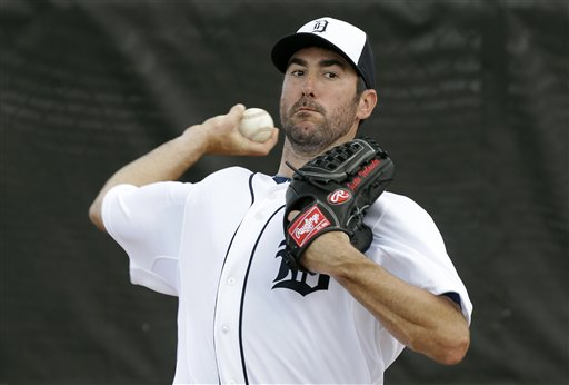 Justin Verlander can become a free agent after the 2014 season. (USA Today Sports)