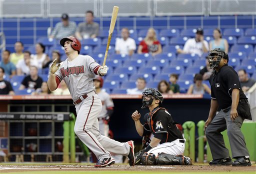 Paul Goldschmidt is turning into one of baseball's best contract bargains for a power hitter. (AP)