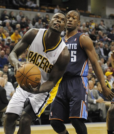 Bobcats Pacers Basketball