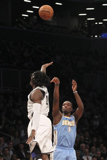 Nuggets Nets Basketball