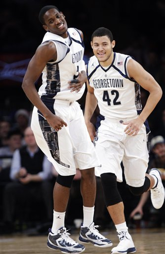 Georgetown is one of seven Catholic schools reportedly ready to leave the Big East. (AP)