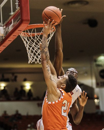 UTEP Houston Basketball