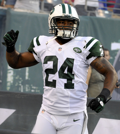 It would behoove the Jets to trade Darrelle Revis soon. (AP)