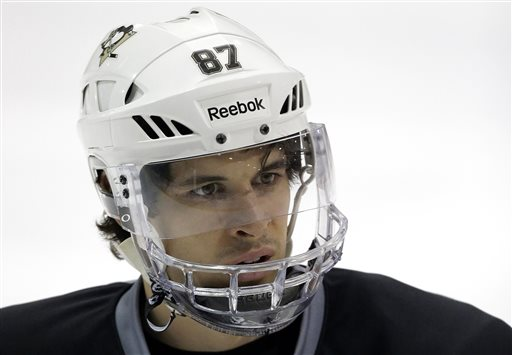 Sidney Crosby may just decide the Eastern Conference.