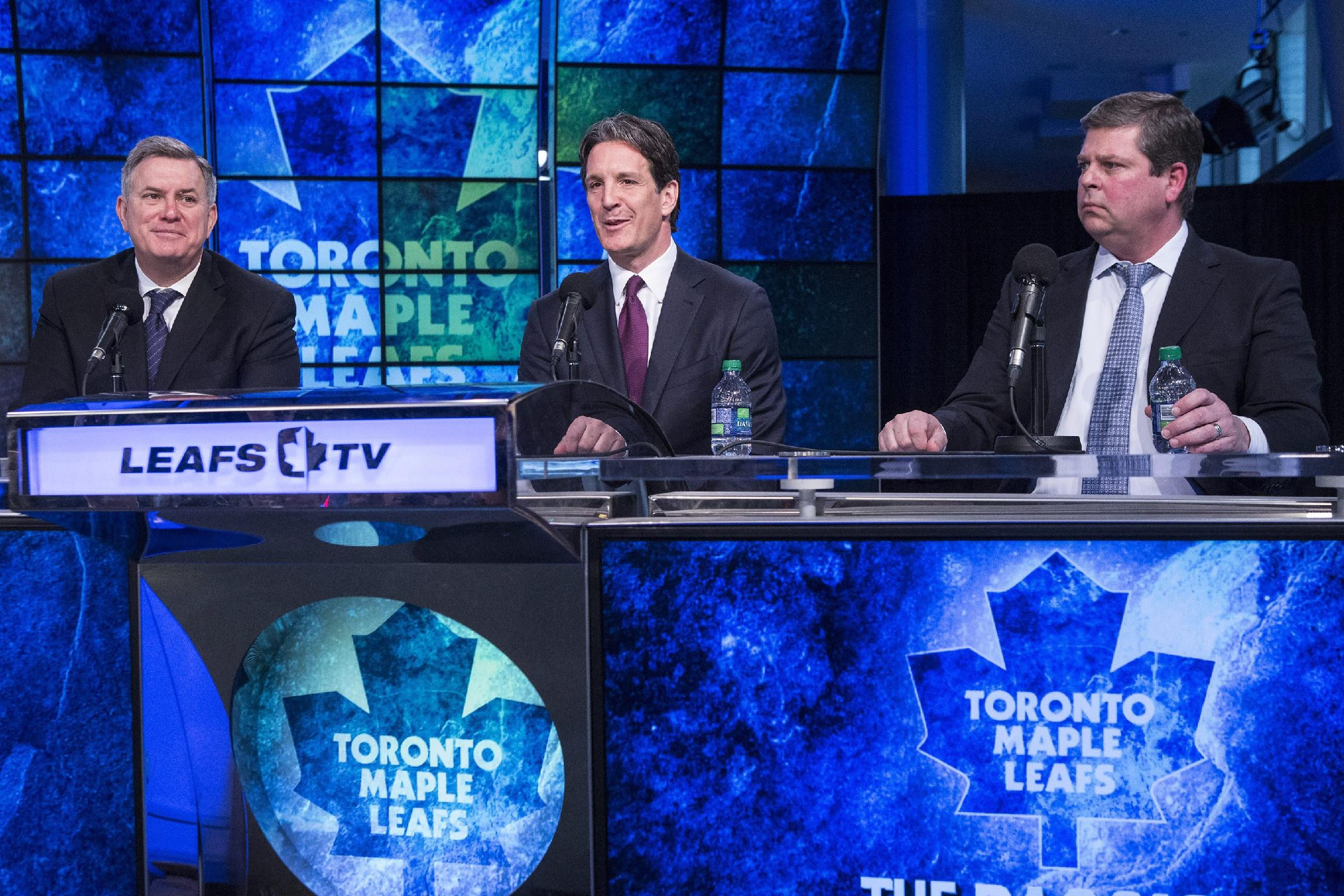 Brendan Shanahan's Low-key Power Grab With The Maple Leafs: 'I'm Not Here For Big Speeches'