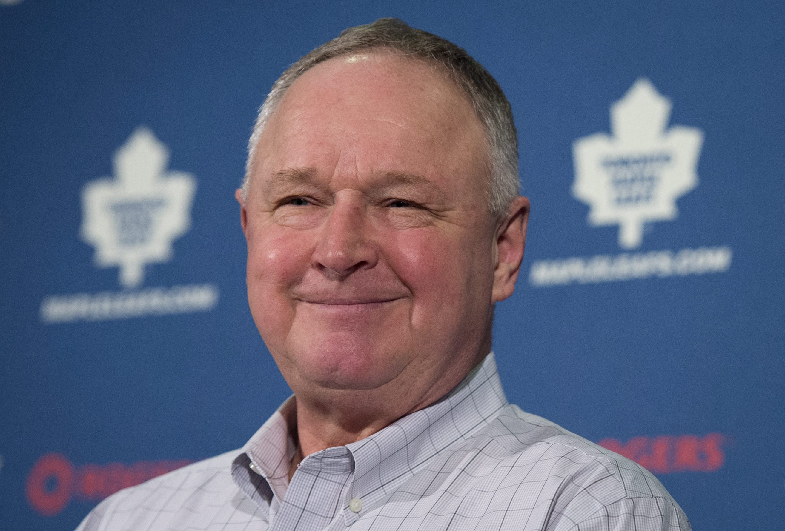 Maple Leafs Keep Coach Randy Carlyle After Deciding There's Nobody Better Available
