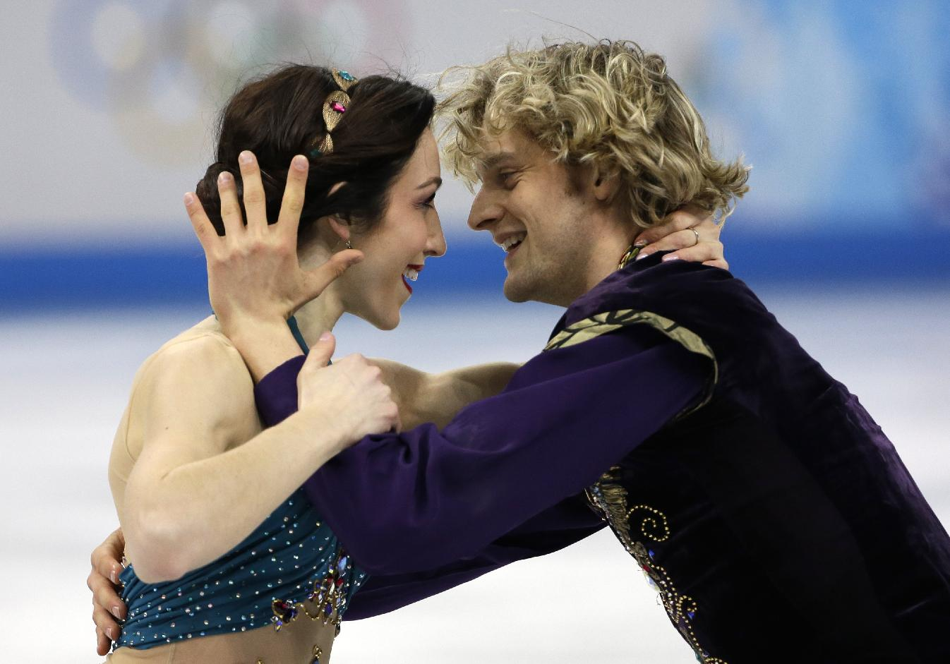 hot olympic ice dancers sex porn images