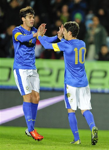 ბრაზილია 6-0 ერაყი