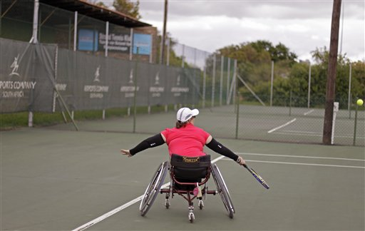 South Africa Wheelchair Tennis