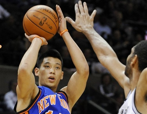 Jeremy Lin lands in Houston The Associated Press