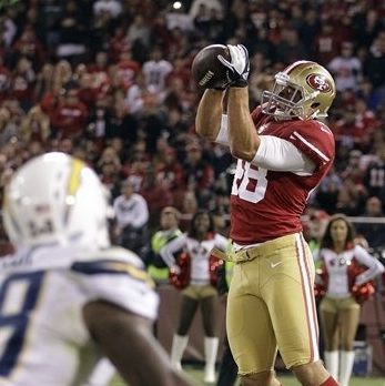 Kaepnernick throws two TD passes as Niners win The Associated Press Getty Images Getty Images Getty Images Getty Images Getty Images