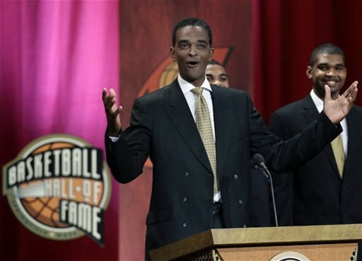 12 in '12: Miller, Nellie 10 more enter hoops Hall The Associated Press