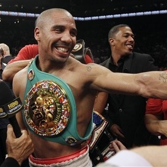 Andre Ward is widely considered the second-best boxer in the world, behind only Floyd Mayweather Jr. (Getty Images)