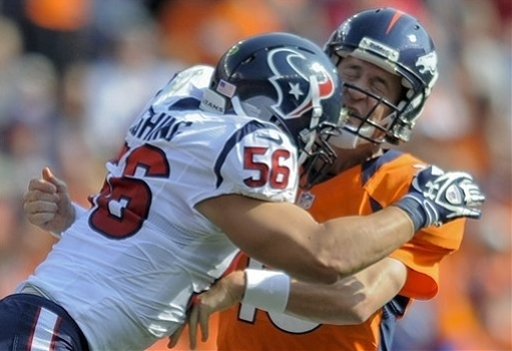 Broncos receivers still adjusting to Manning The Associated Press Getty Images Getty Images Getty Images