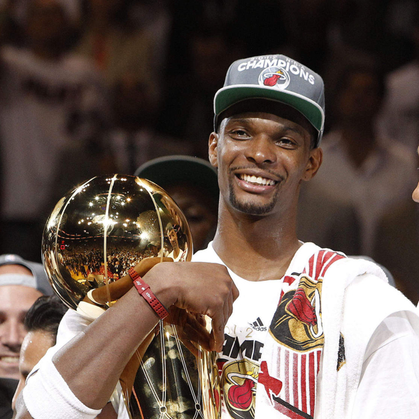 Chris Bosh The Associated Press