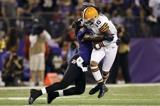 Browns Ravens Football The Associated Press Getty Images