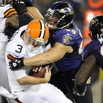 Browns safety says Ravens were
