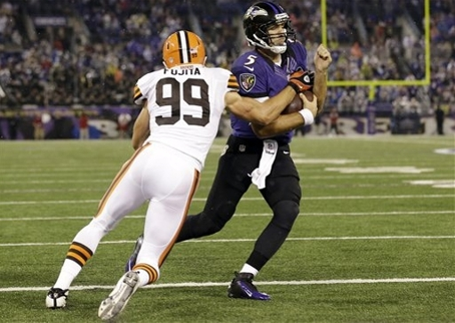 Browns Ravens Football The Associated Press Getty Images Getty Images Getty Images