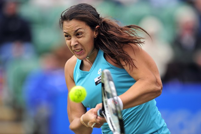 Marion Bartoli Of France Plays AFP/Getty Images