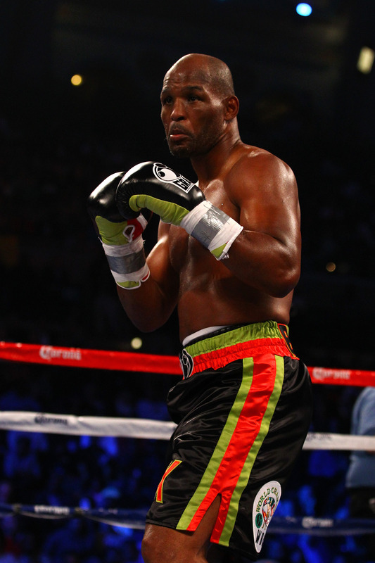 Bernard Hopkins, 48, will continue to make history March 9 in Brooklyn, NY. (Getty Images)