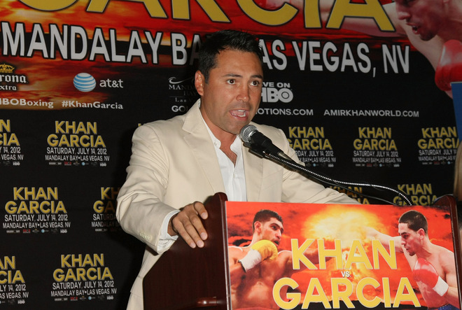 Oscar De La Hoya's promoting career has had plenty of ups and downs.