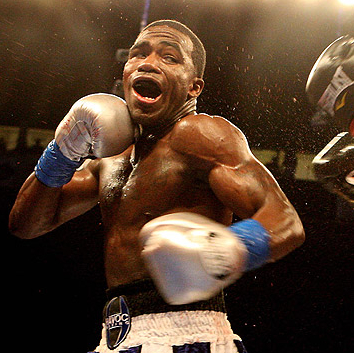 Adrien Broner, 23, has already received votes in the Y! Sports pound-for-pound boxing list. (Getty)