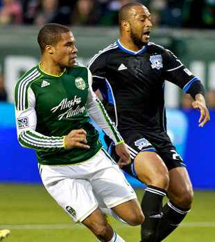 Portland Tournament: Johnson the star as Timbers tie SJ 3-3